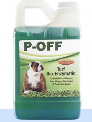 P-off High Performance Pet Turf Cleaner 2 litre
