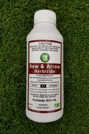 Bow and Arrow Herbicide 500ml