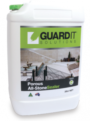 GuardIT Porous All-Stone Sealer 20L