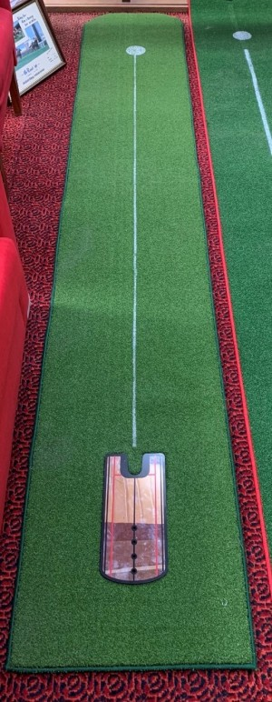 Pure Putt Home Putting Green