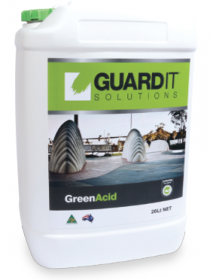 GuardIT Green Acid Replacement - 20L